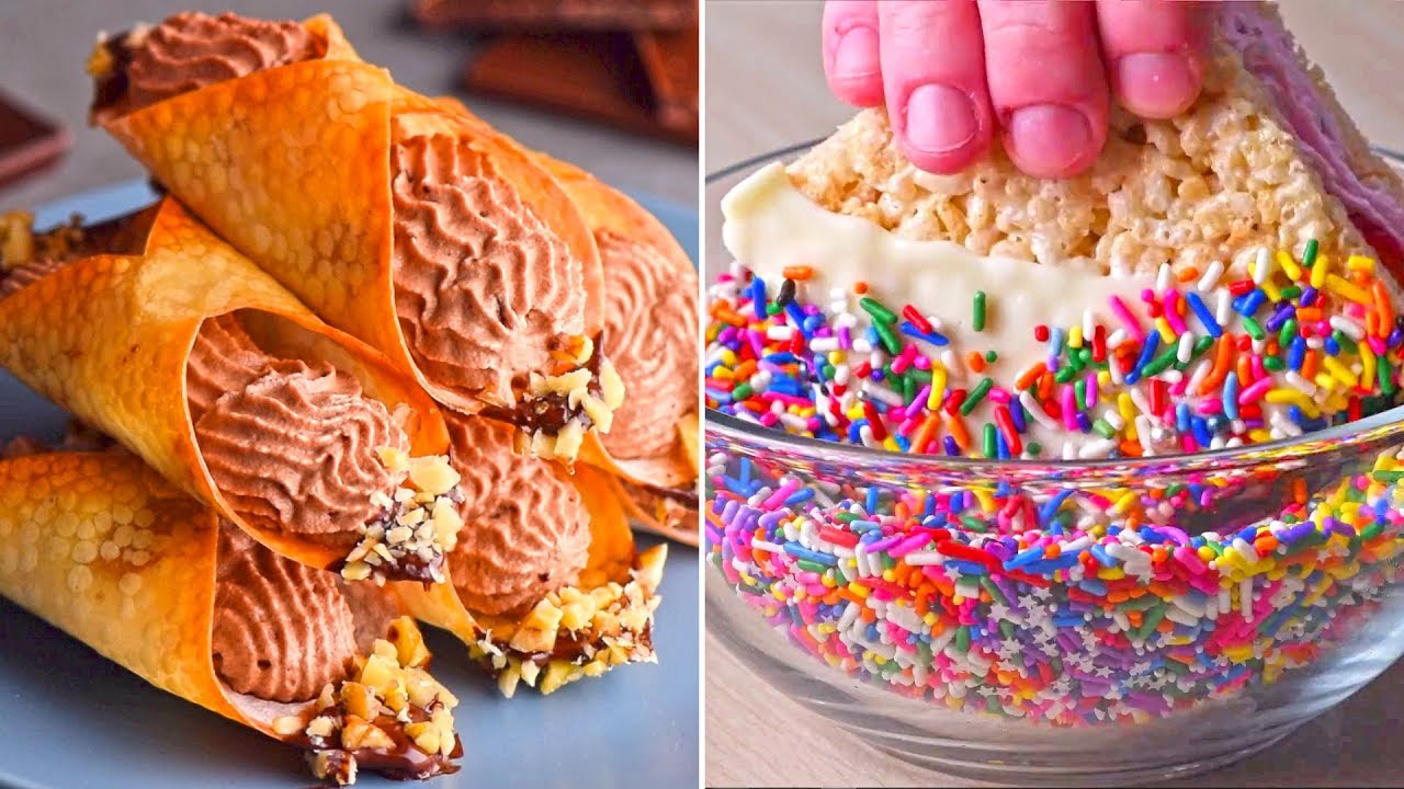 Best of September   Cakes, Cupcakes and More Yummy Dessert Recipes