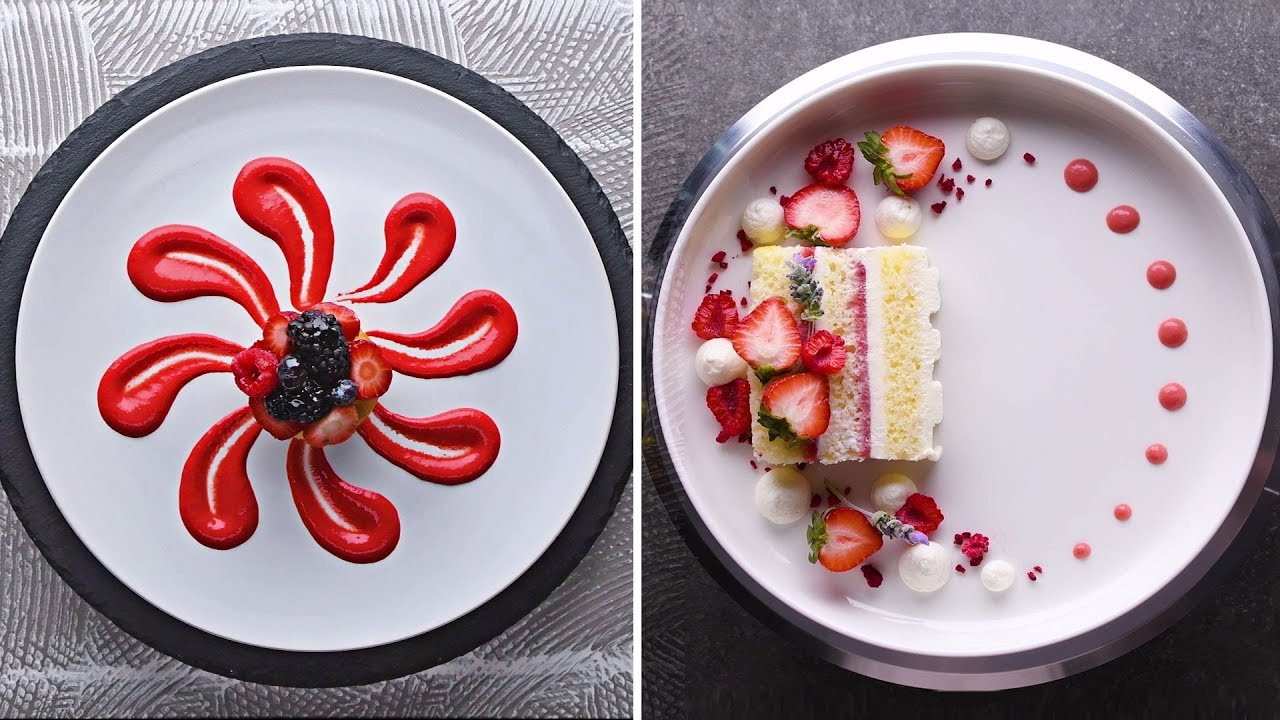 Plate it until you make it: 11 clever ways to present food like a pro!   Food Hacks by So Yummy