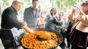Chinese Street Food LEVEL 9000 -The ULTIMATE Chinese Street Food Tour of Chengdu, China – SICHUAN!