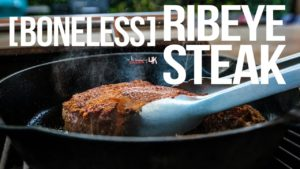 How to Cook the Best Ribeye Steak   SAM THE COOKING GUY 4K