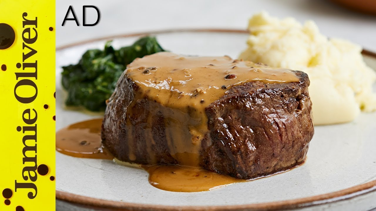 Fillet Mignon Steak   Alex French Guy Cooking   #MyFoodMemories   AD